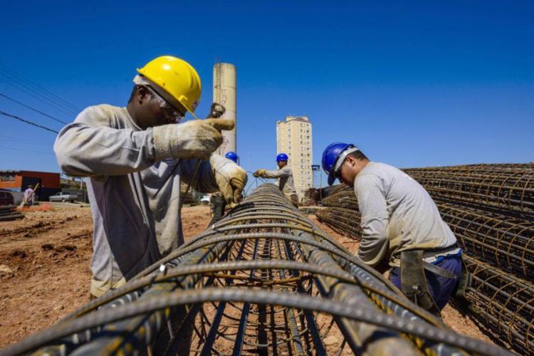 Construção civil apresenta melhora com aumento da confiança do empresário